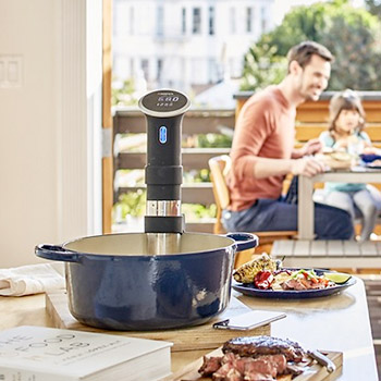 Precision cooker