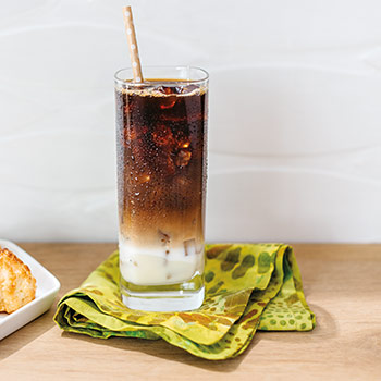 Thai Style Iced Coffee
