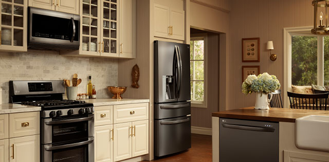 Black Stainless Steel Appliances Best Buy