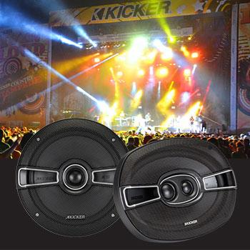 Speakers, concert