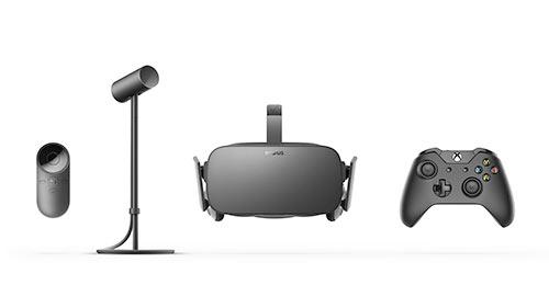 Oculus Rift components, accessories