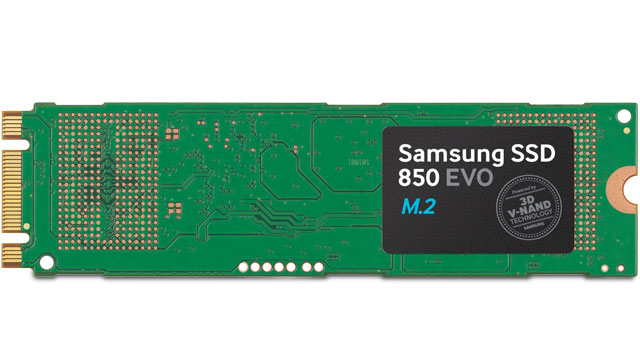 Solid state drive, Samsung