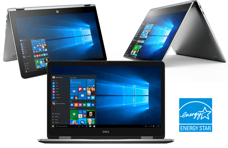Laptops, ENERGY STAR