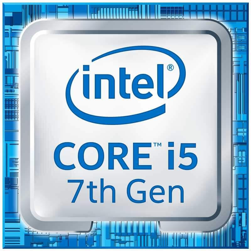 Intel Core i5 seventh generation