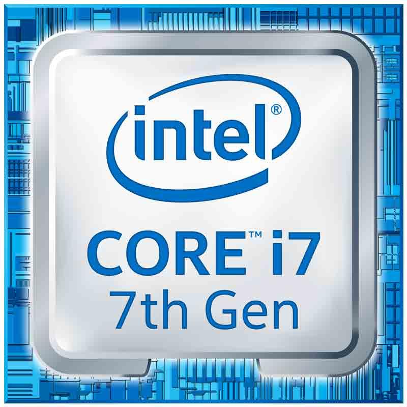 Intel Core i7 seventh generation