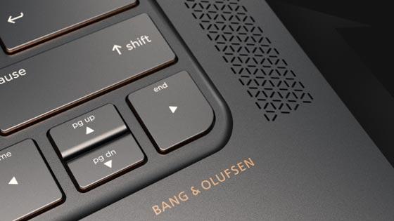 Close up of laptop