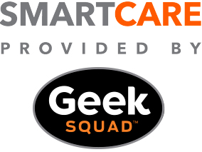 Smartcare provided by Geek Squad