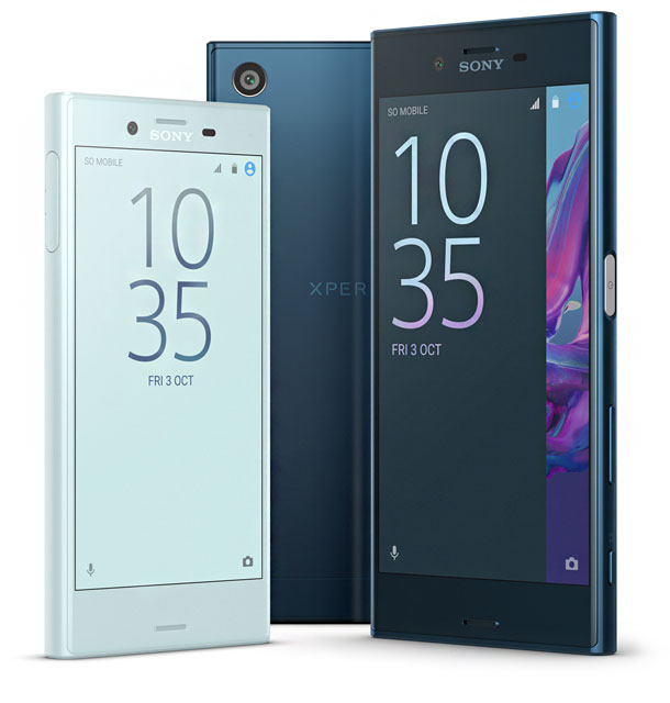 Sony cell phones