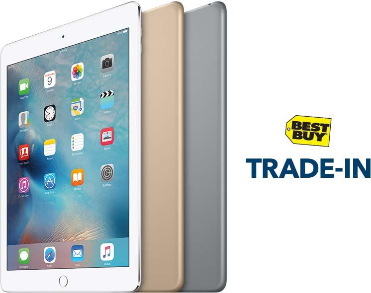 iPad, Trade-In
