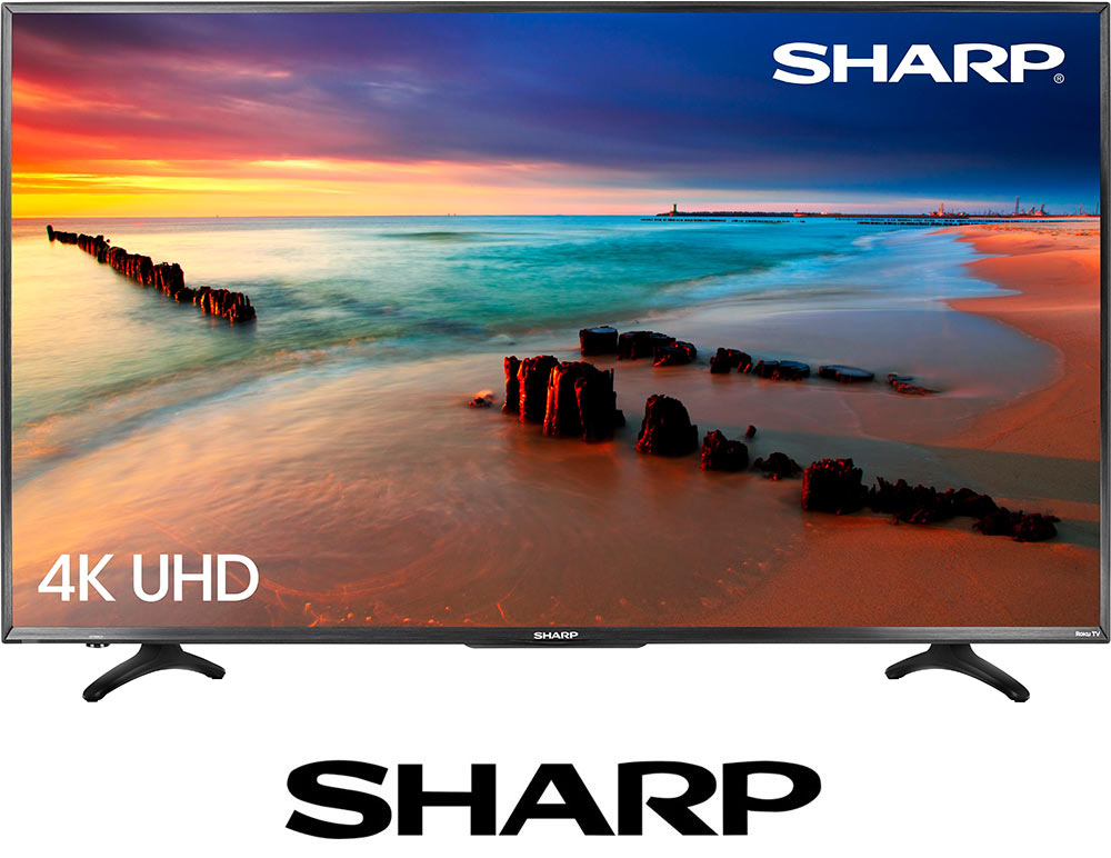 TV, Sharp