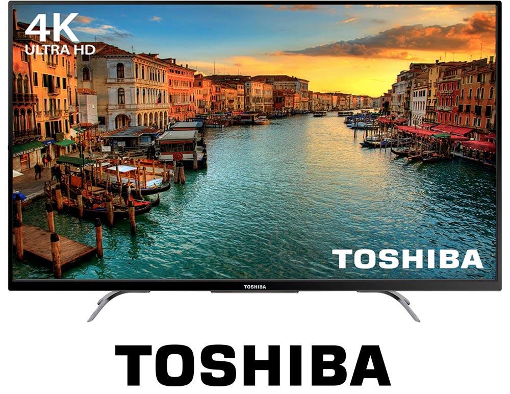 TV, Toshiba