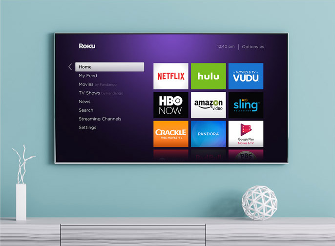 Roku Streaming Media Players & TVs - Best Buy