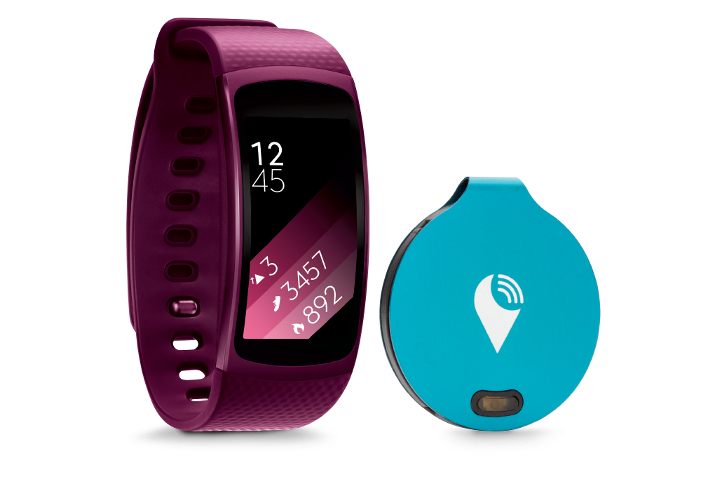 Activity tracker, tracking devices