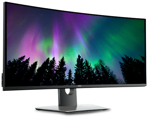 Large-screen monitor