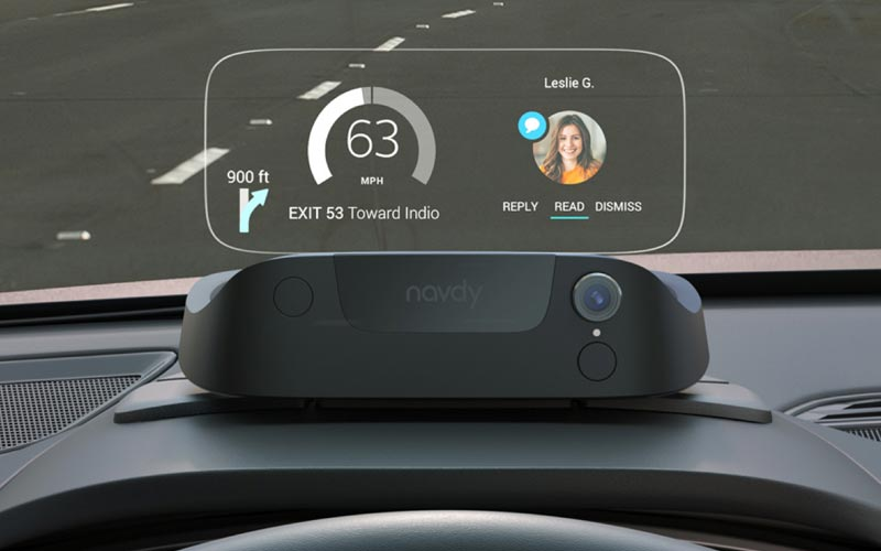 Connected car device