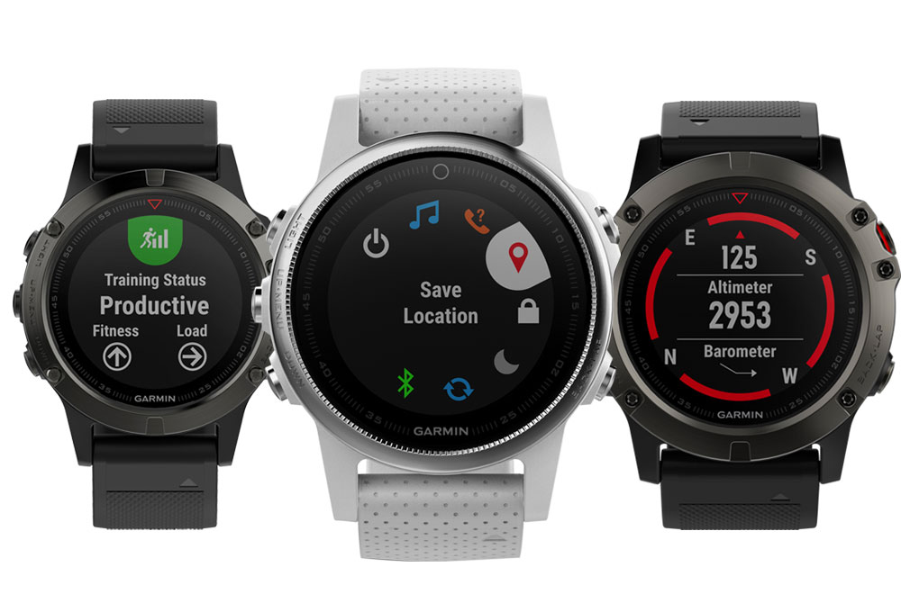 Garmin Fenix  Gps Heart Rate Monitor Watch