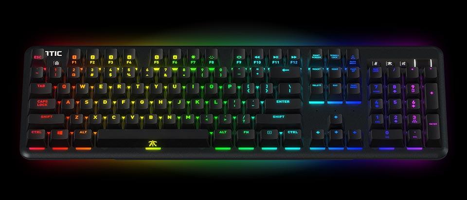 Fnatic, Fnatic Gear, keyboard