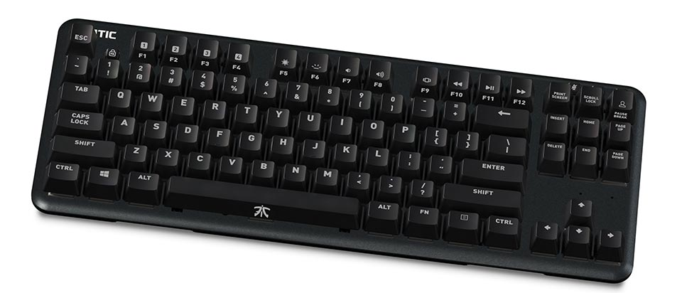 Fnatic, mini Streak keyboard