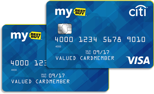 My Best Buy Credit Card Combo