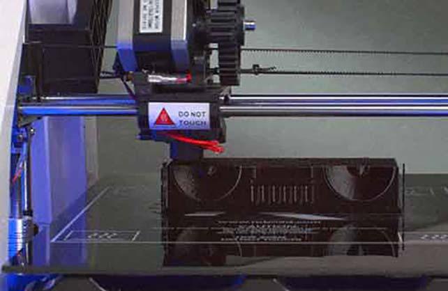 3D Printing Animation