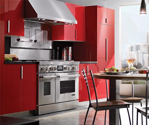 Kitchen appliances, Jenn-Air, Viking, Thermador