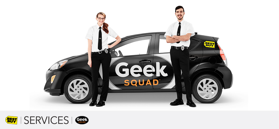 Geek Squad Services
