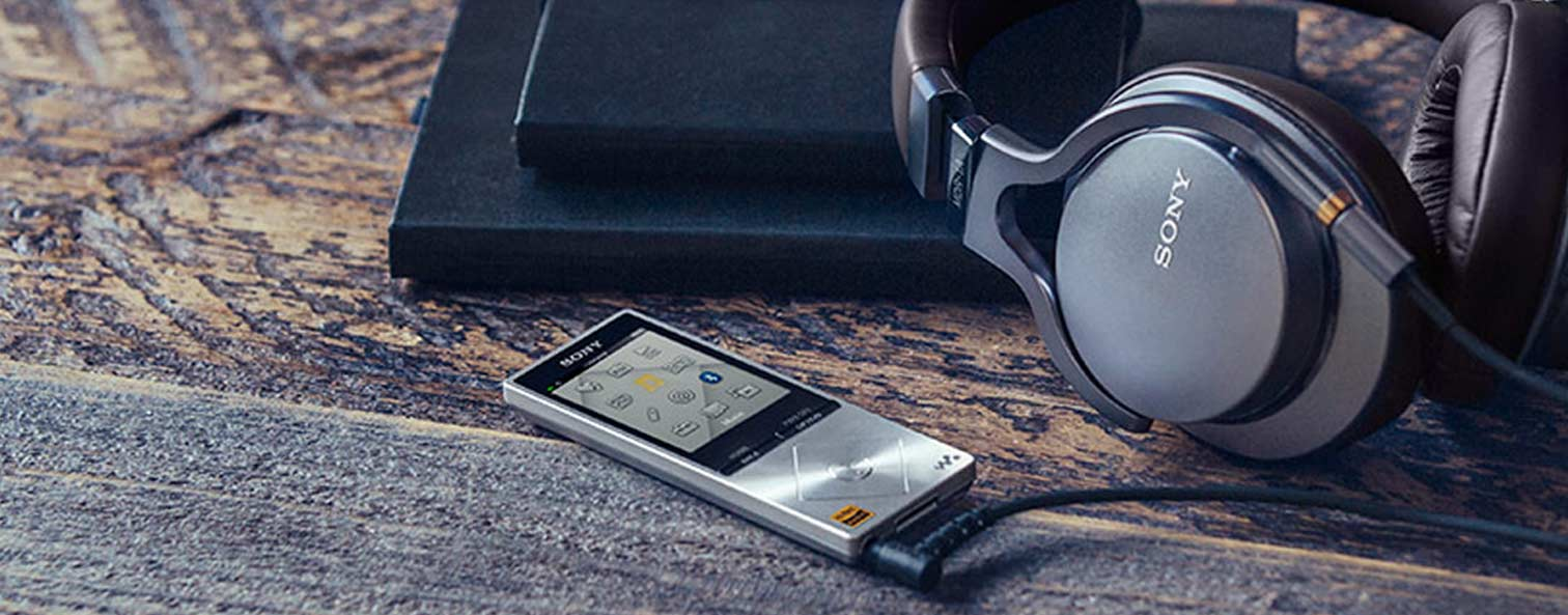 High-resolution audio products