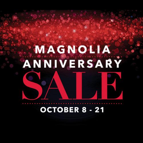 Magnolia anniversary