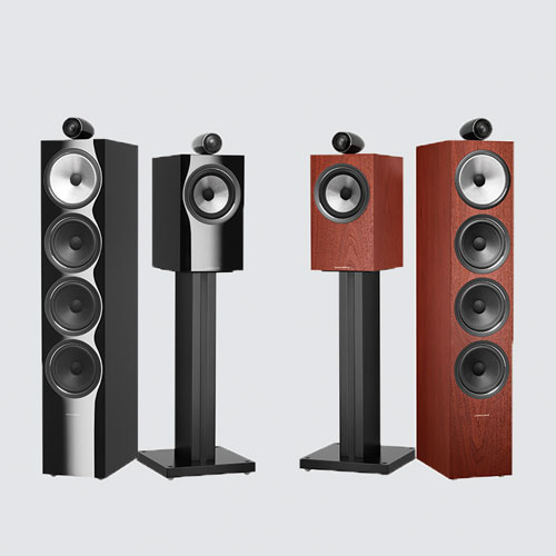 Bowers and wilkins, speakers